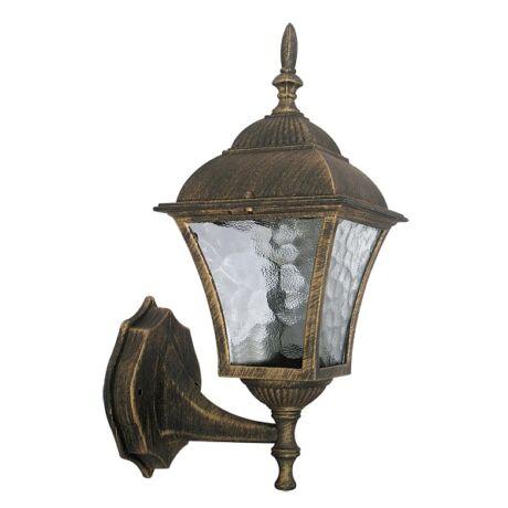 Toscana kültéri falikar felfele álló lámpatest Rábalux 8392 + 1 db ajándék izzó