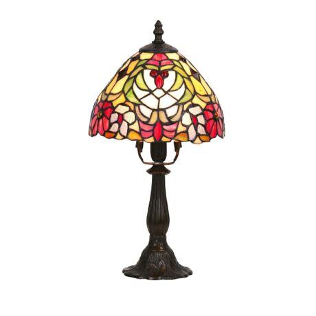 Mirella tiffany asztali lámpa Rábalux 8089