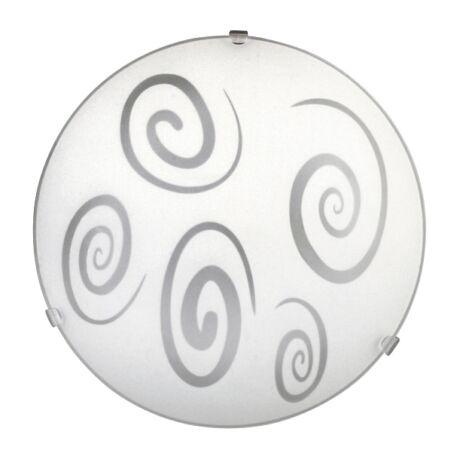 Spiral mennyezeti lámpa D25cm Rábalux 1822 + ajándék izzó