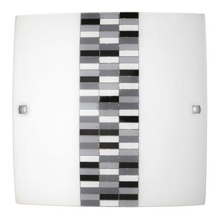 Domino mennyezeti lámpa 30x30cm Rábalux 3932 + ajándék izzó