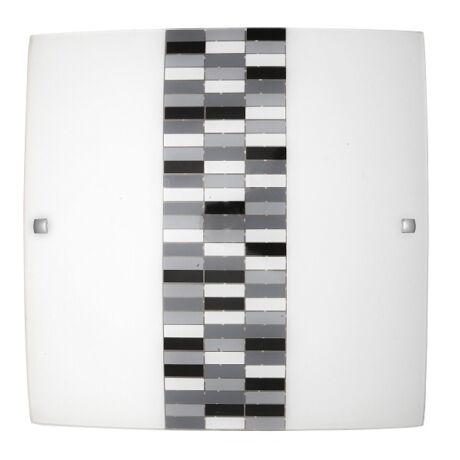 Domino mennyezeti lámpa 40x40cm Rábalux 3933 + ajándék izzó