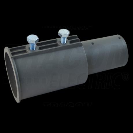 Tracon LED utcai lámpa tartó konzol LSJA30/50/60 utcai lámpatestekhez 50/63 mm