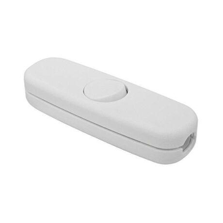 Anco zsinórkapcsoló (zsinórközi kapcsoló) fehér 321396