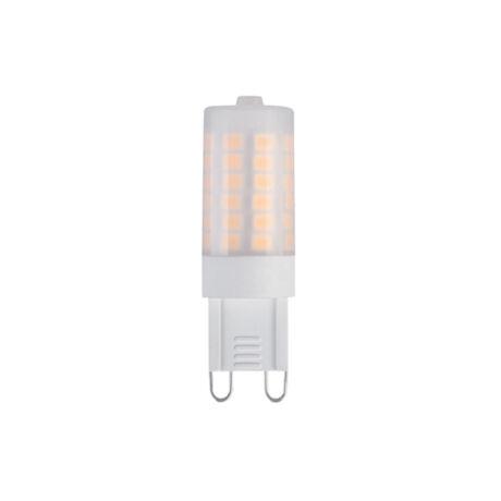 Elmark LED lámpa izzó G9 4W 3000K meleg fehér 350 lumen 99LED815