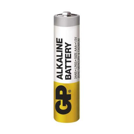 GP alkáli mikro ceruzaelem AAA LR03 12SH BA1310F