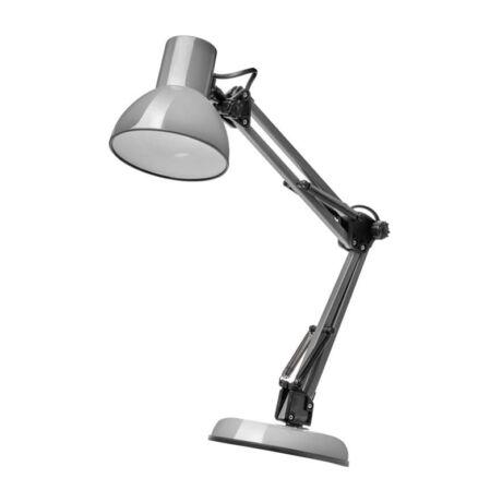 Emos Lucas íróasztali lámpa 1xE27 sötétszürke Z7609G