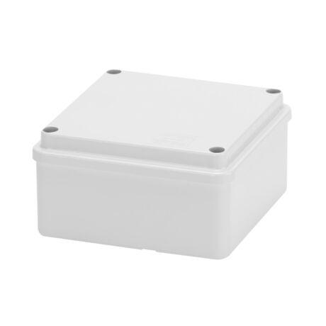 Gewiss műanyag falon kívüli kötődoboz 100x100x50 mm IP56 GW44204