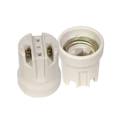 Kanlux E27 porcelán foglalat HLDR-E27 2160