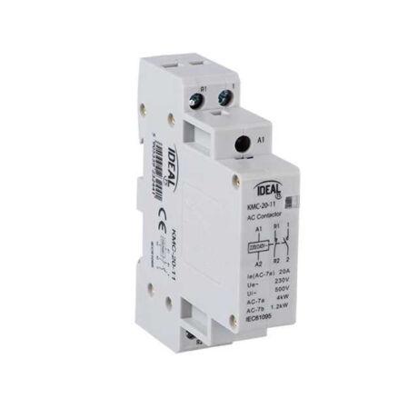 Kanlux KMC-20-20 moduláris mágneskapcsoló 20A/7A 2NO IP20 23240