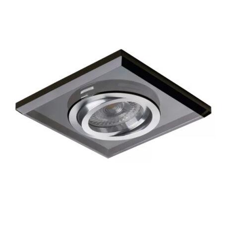 Kanlux MORTA CT-DTL50-B billenthető dekor üveg mennyezeti spot lámpatest 26719