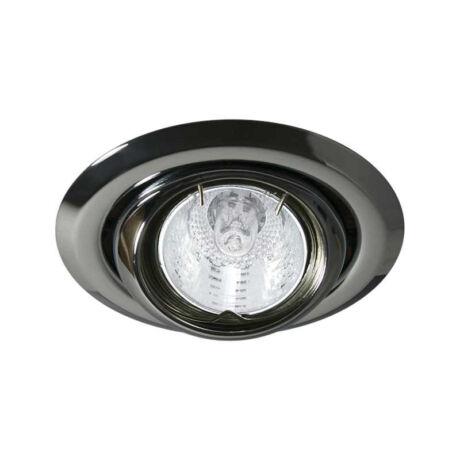 Kanlux ARGUS álmennyezeti beépíthető spotlámpa billenthető 45° króm lámpatest CT-2117-C