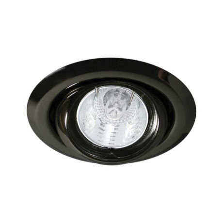 Kanlux ARGUS álmennyezeti beépíthető spotlámpa billenthető 45° grafit lámpatest CT-2117-GM