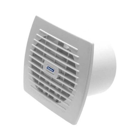 Kanlux CYKLON EOL 120B axiális fürdőszoba elszívó ventilátor 20W 150m3/h 120mm