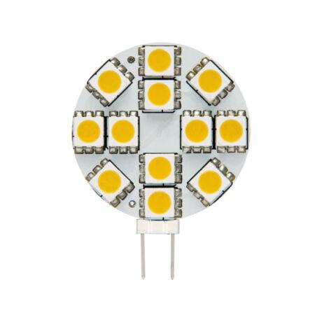 Kanlux LED12 SMD LED lámpa-izzó 12V G4 1,5W 2800-3200K meleg fehér 8951