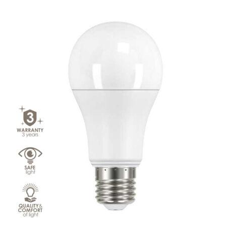 Kanlux IQ-LED lámpa-izzó E27 14W 2700K meleg fehér 1520 lumen 3 év garancia