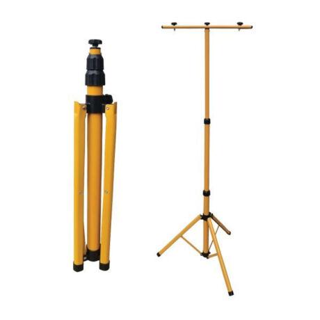 Optonica reflektor állvány kereszttartóval sárga 6687