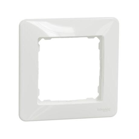 Schneider Sedna Design 1-es (egyes) keret fehér SDD311801