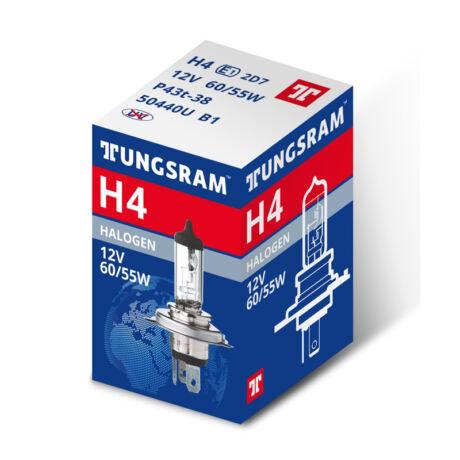 Tungsram Original 50440U B1 autó izzó H4 12V 60/55W P43t-38
