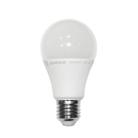 Adeleq Lumen led lámpa-izzó 24V AC/DC E27 10W 4000K természetes fehér 13-2726101