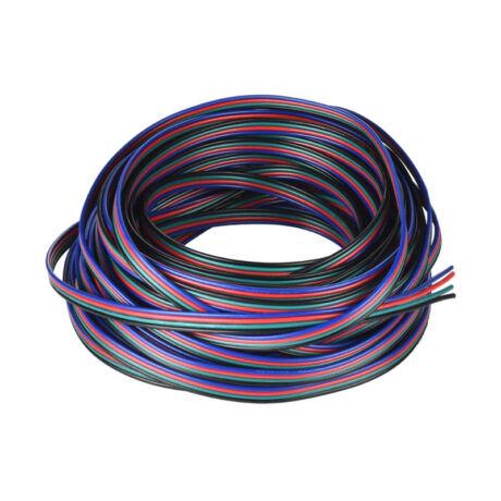 4 eres vezeték RGB LED szalaghoz ML024