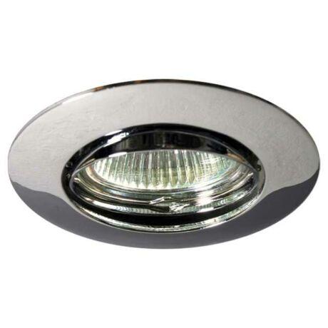 Kanlux LUTO álmennyezeti beépíthető spotlámpa billenthető króm lámpatest CTX-DT02B-C