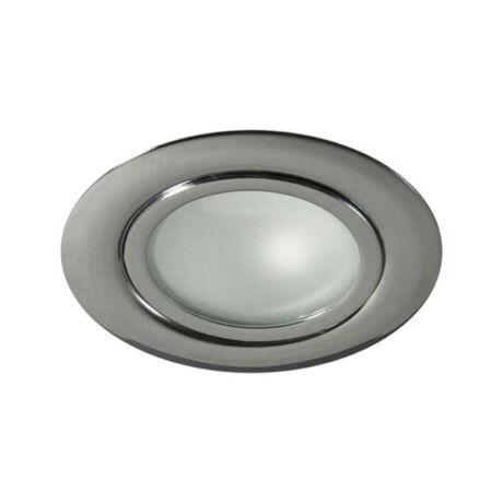 Kanlux GAVI álmennyezeti beépíthető spot lámpa króm G4 12V IP20 811