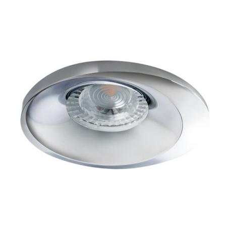 Kanlux dekorációs álmennyezeti beépíthető spot lámpa billenthető króm lámpatest BONIS DSO-C