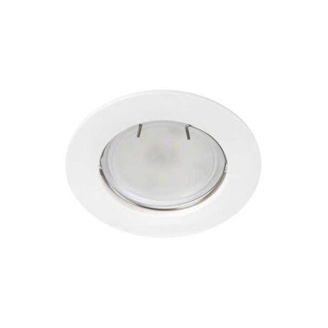 Kanlux ZENI 14-W műanyag álmennyezeti beépíthető spot lámpa fehér lámpatest