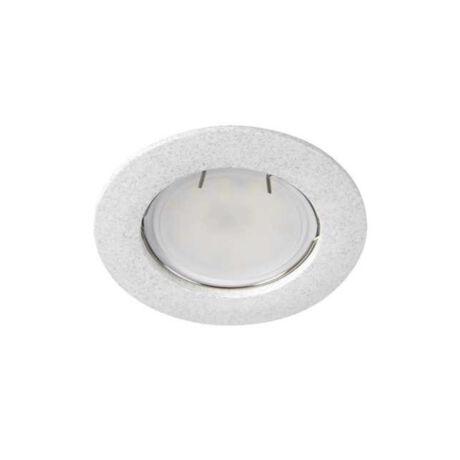Kanlux ZENI 14-G műanyag álmennyezeti beépíthető spot lámpa szürke lámpatest