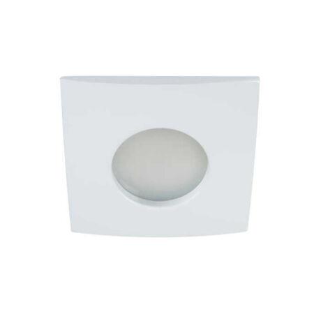 Kanlux álmennyezeti beépíthető spotlámpa fehér lámpatest QULES AC L-W