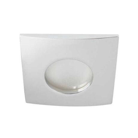 Kanlux álmennyezeti beépíthető spotlámpa króm lámpatest QULES AC L-C