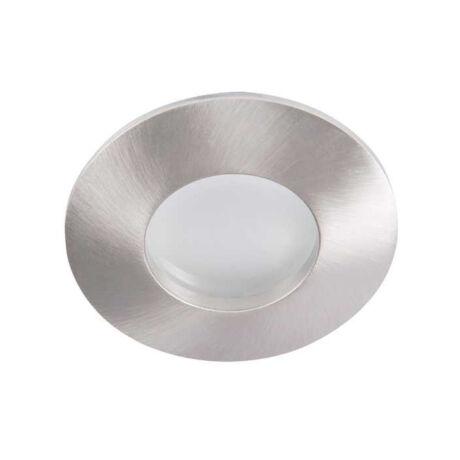 Kanlux álmennyezeti beépíthető spotlámpa matt króm lámpatest QULES AC O-C/M