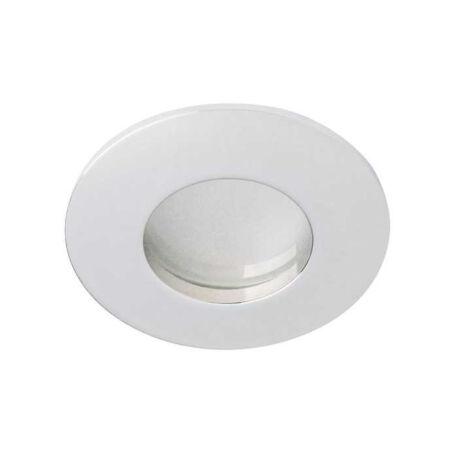 Kanlux álmennyezeti beépíthető spotlámpa króm lámpatest QULES AC O-C