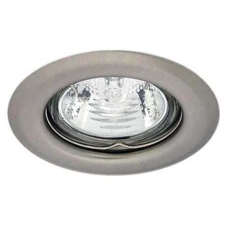 Kanlux álmennyezeti beépíthető spotlámpa matt króm lámpatest Argus CT-2114-C/M