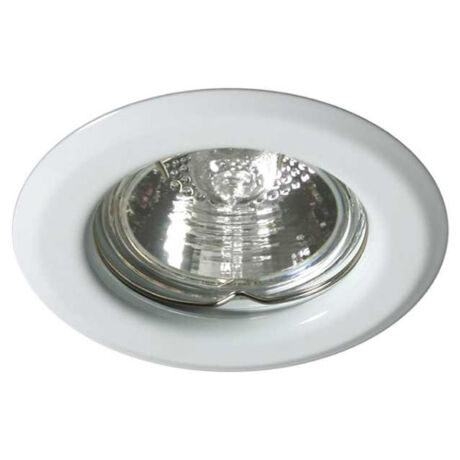 Kanlux álmennyezeti beépíthető spotlámpa fehér lámpatest Argus CT-2114-W