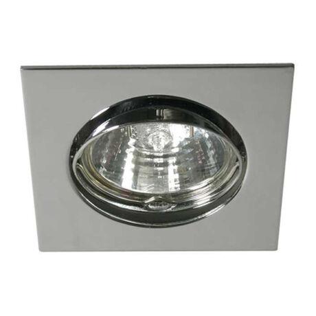 Kanlux álmennyezeti beépíthető spotlámpa billenthető króm lámpatest Navi CTX-DT10-C