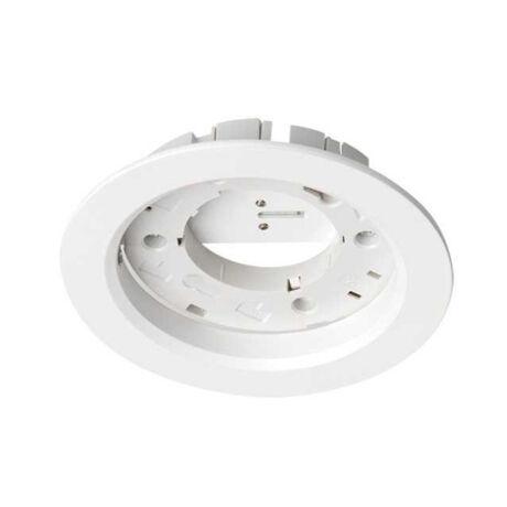 Kanlux Volantio ESG O-W fehér kerek beépíthető spotlámpa GX53