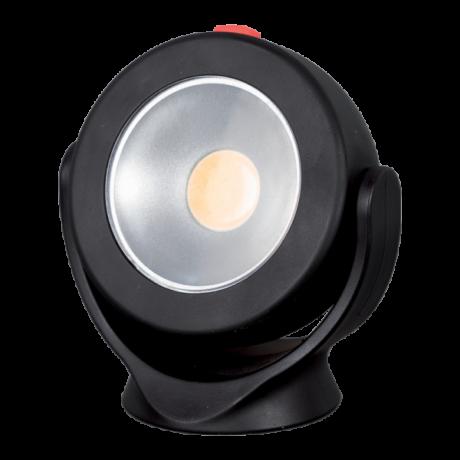 Elmark munka lámpa mágneses 3W COB 360° fokos forgatással ON-OFF funkció 100167