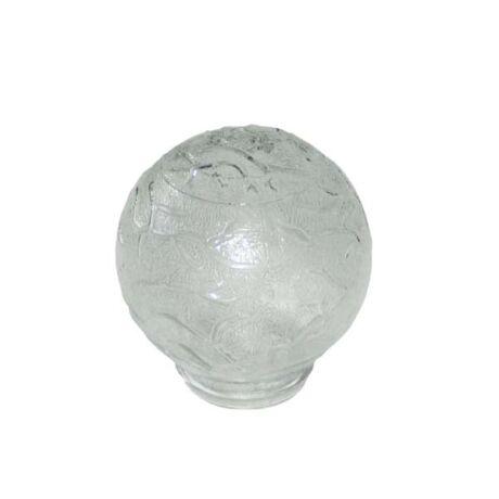 Kristály búra üveg 60W E27 fali foglalathoz