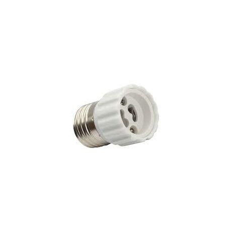 Kanlux GU10 halogén vagy led fényforrás foglalat átalakító adapter E27=GU10 8850