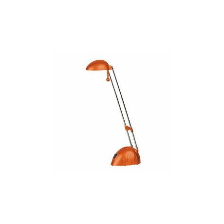 Roland LED 5W 350 Lm 6400k hideg fehér íróasztali lámpatest Rábalux 4337