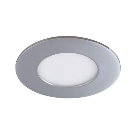Lois LED fürdőszobai led panel 3W 170Lm 4000K króm IP44 Rábalux 5584