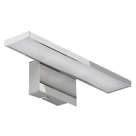 Louise LED 5W szatén króm fürdőszobai fali lámpatest Rábalux 5735