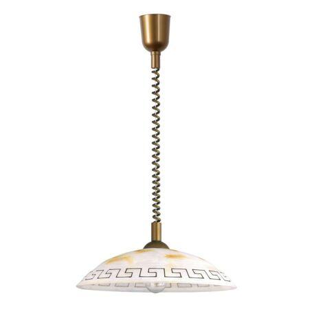 Etrusco függeszték konyhai mennyezeti lámpa arany rolly Rábalux 7640