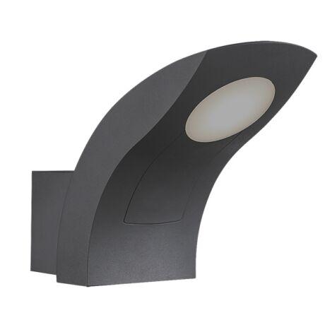 Melbourne LED 6W oldalfali kültéri lámpatest IP54 Rábalux 8566