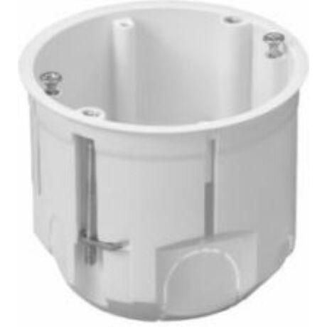 Pawbol műanyag gipszkarton kötődoboz - szerelvény doboz mély PK60 A.0040