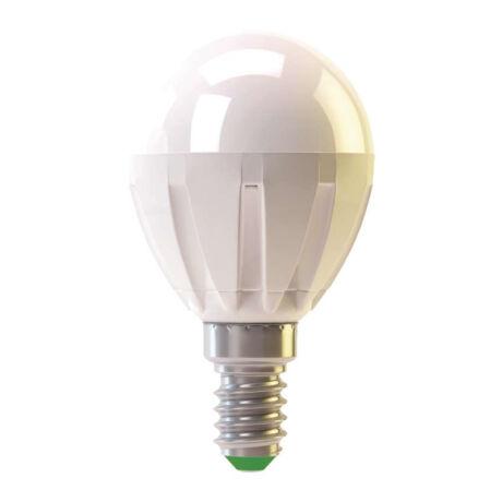 Emos LED lámpa-izzó kisgömb E14 6W 2700K meleg fehér Z73720 (Utolsó darabok!)