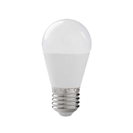 Trixline LED lámpa-izzó G45 E27 8W 2700K meleg fehér 640 lumen