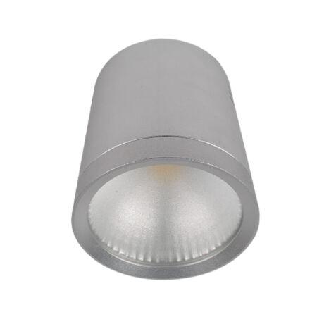 Falon kívüli ezüst LED mennyezeti lámpa 20W 4000K-4300k természetes fehér (ELM)