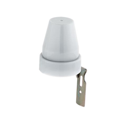 Alkonykapcsoló fénykapcsoló 10A IP44 5-50 lux alkonyatkapcsoló / fényérzékelő / ST302 99DS301